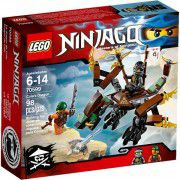 Đồ chơi Lego Ninjago Cole's Dragon 70599