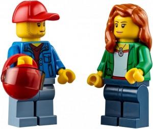 Do Choi Lego City Dune Buggy Trailer 60082-1