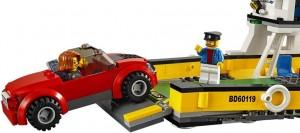 Do Choi Lego City Ferry 60119-3