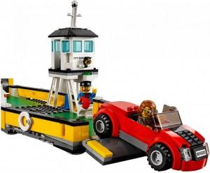 Do Choi Lego City Ferry 60119-4