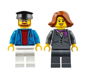 Do Choi Lego City Ferry 60119-9