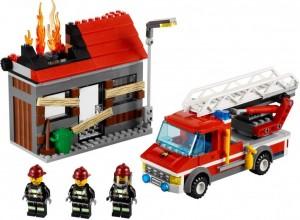 Do Choi Lego City Fire Emergency 60003-1