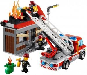 Do Choi Lego City Fire Emergency 60003-2