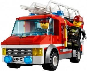Do Choi Lego City Fire Emergency 60003-3