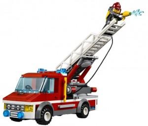 Do Choi Lego City Fire Emergency 60003-4