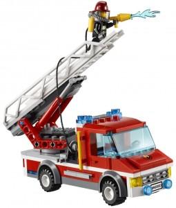 Do Choi Lego City Fire Emergency 60003-5