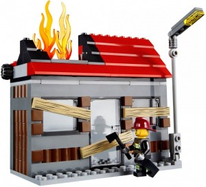Do Choi Lego City Fire Emergency 60003-6