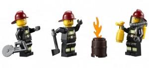 Do Choi Lego City Fire Emergency 60003-9