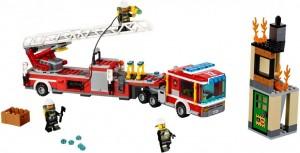 Do Choi Lego City Fire Engine 60112-1