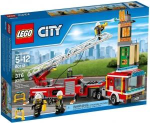 Do Choi Lego City Fire Engine 60112