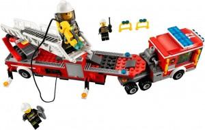 Do Choi Lego City Fire Engine 60112-5