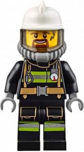 Do Choi Lego City Fire Ladder Truck 60107-1