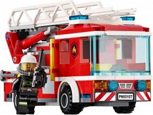 Do Choi Lego City Fire Ladder Truck 60107-5