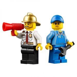 Do Choi Lego City Fire Starter Set 60106-1