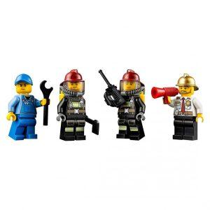 Do Choi Lego City Fire Starter Set 60106-2