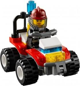 Do Choi Lego City Fire Starter Set 60106-5