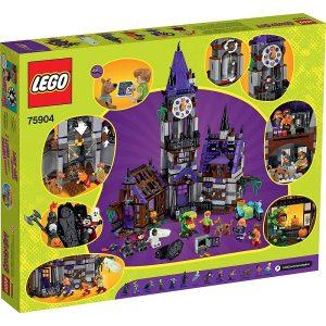 Đồ Chơi Lego Scooby Doo Mystery Mansion 75904– Lâu đài bí ẩn