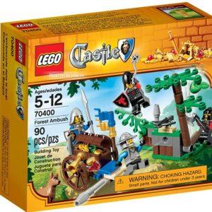 Đồ chơi LEGO Castle Forest Ambus 70400 - Cuộc phục kích trong rừng
