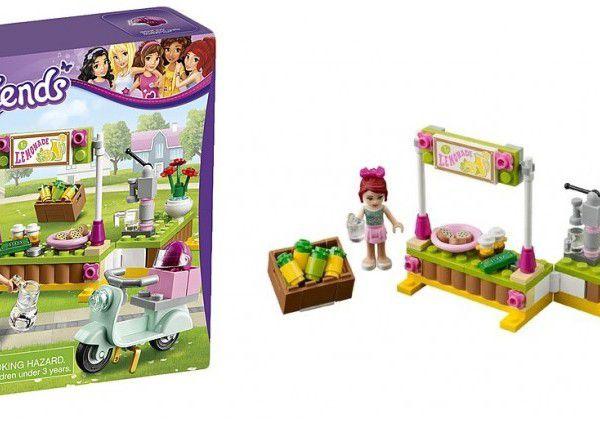 Đồ chơi Lego Friends Emma's Lifeguard Post 41028 – Chòi Cứu Hộ Của Emma