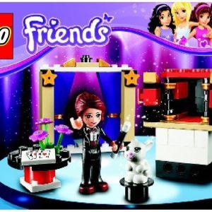 Đồ chơi Lego Friends Mia's Magic Tricks 41001 – xếp hình Reviews Episode