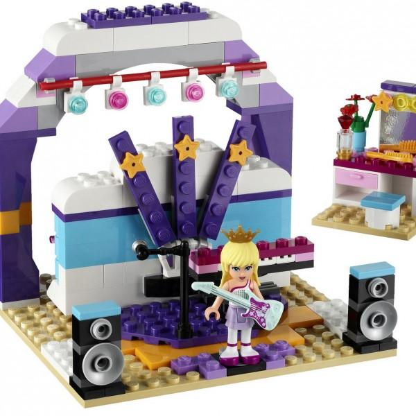 Đồ chơi Lego Friends Rehearsal Stage 41004
