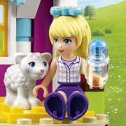 Đồ chơi Lego Friends Stephanie's New Born Lamb 41029 – Cừu Sơ Sinh Của Stephani