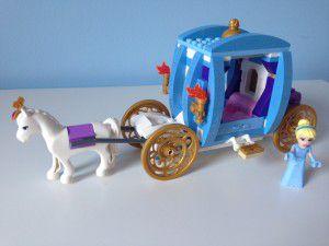 Đồ chơi Lego Friends Cinderella's Dream Carriage 41053 – Xe Ngựa Của Lọ Lem