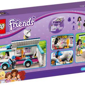 Đồ chơi Lego Friends Heartlake News Van 41056 – Xe Thông Tin Thành Phố