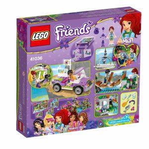 Đồ chơi Lego Friends Jungle Bridge Rescue 41036 – Cứu hộ tại cầu treo