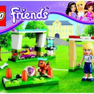Đồ chơi Lego Friends Stephanie's Soccer Practice 41011