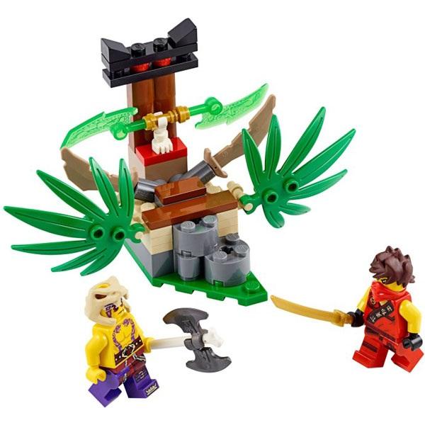 Đồ chơi Lego Ninjago Jungle Trap 70752