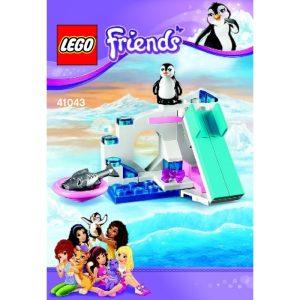 Đồ chơi Lego Friends Penguin's Playground 41043 – Sân chơi chim cánh cụt