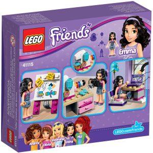 Đồ chơi Lego Friends Emma's Creative Workshop 41115