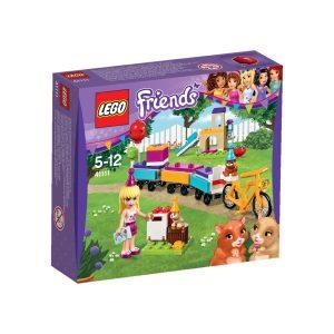 Đồ chơi Lego Friends Party Train 41111 – Buổi tiệc tàu hỏa