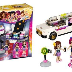 Đồ chơi Lego Friends Pop Star Limo 41107 – Pop Star Limousine