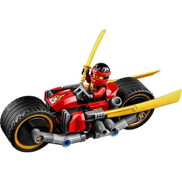 Đồ chơi Lego Ninjago Ninja Bike Chase 70600