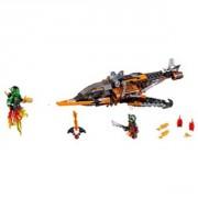 Đồ chơi Lego Ninjago Sky Shark 70601