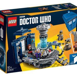 Đồ chơi Lego Ideas Doctor Who 21304