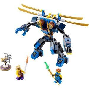 Đồ chơi Lego Ninjago ElectroMech 70754