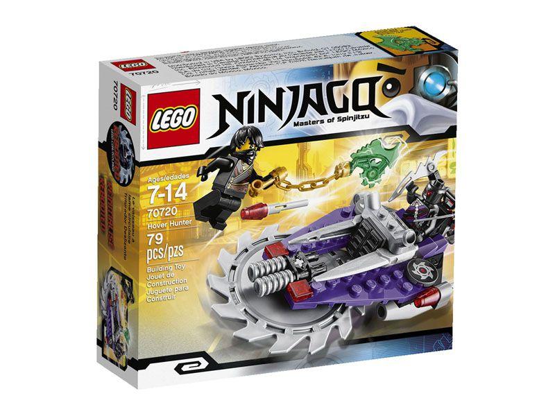 Đồ chơi Lego Ninjago Hover Hunter 70720