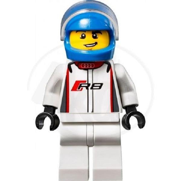 Đồ chơi Lego Speed Champions 75873 - Xe Đua Audi R8 LMS Ultra