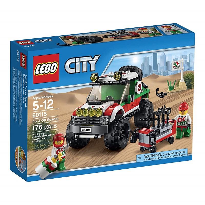 Đồ chơi Lego City Off Roader 60115 – Xe đua địa hình