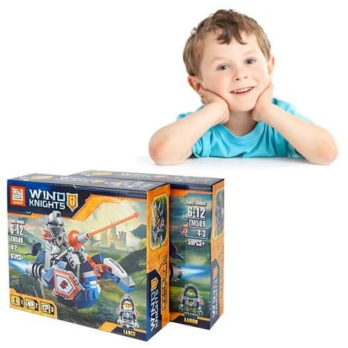 Tuyệt chiêu giúp mẹ chọn lego cho bé 3 tuổi