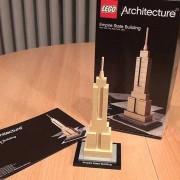 Đồ chơi Lego Architecture Empire State Building 21002 – Tòa Nhà Empire State