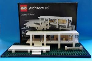 Đồ chơi Lego Architecture Farnsworth House 21009 – Ngôi Nhà Farnsworth