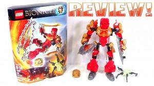 Đồ chơi Lego Bionicle 70787 – Thần lửa Tahu