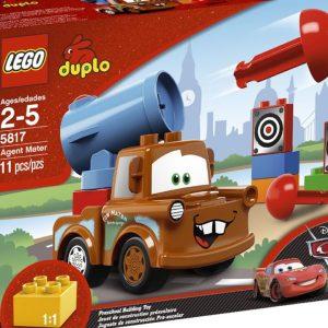 Đồ chơi Lego Duplo Agent Mater 5817 – Điệp vụ Mater
