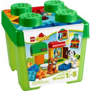 Đồ chơi Lego Duplo All in One Gift Set 10570 – Hộp quà cún và mèo con