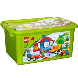 Đồ chơi Lego Duplo Bộ phương tiện di chuyển đầu tiên – 6052