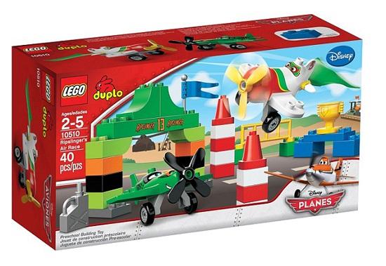 Đồ chơi Lego Dupl Ripslinger's Air Race 10510 – Vòng đua trên không